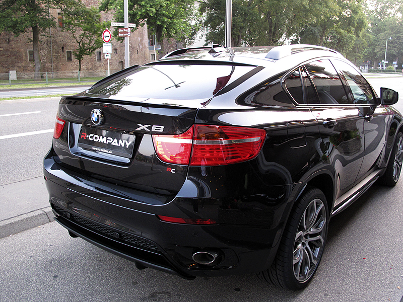 Bmw X6 Rc Black